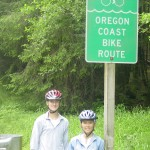 OREGON COAST BIKE ROUTE