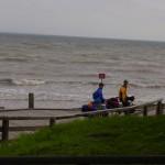 THE BOARDWALK ALONG THE BALTIC SEA