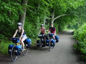 GERMAN CYCLE PATHS (RADWEG)