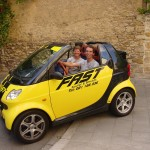 THE SMART CAR EXPERIENCE